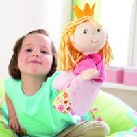 Haba  handpop Prinses 2179-2