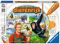 Ravensburger tiptoi® spel Avontuur in het dierenrijk