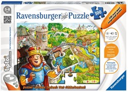 Ravensburger tiptoi® puzzel Ridderkasteel