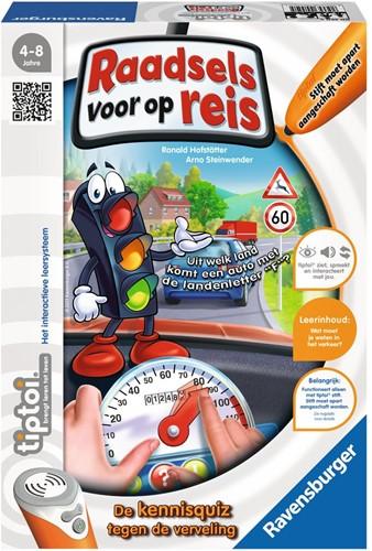 Ravensburger tiptoi® spel Raadsels voor op reis