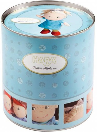Haba  Lilli and friends knuffelpop Pop Mirle - 20 cm-2