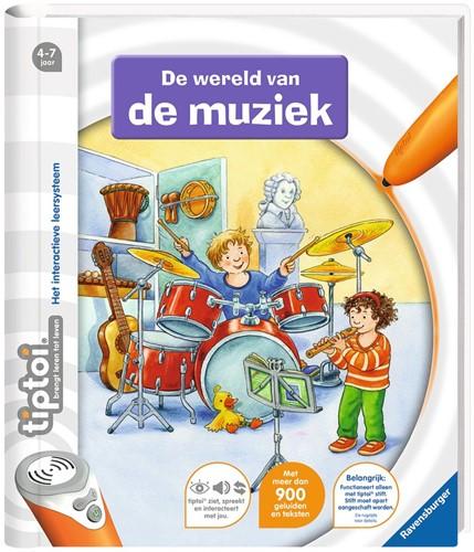 Ravensburger tiptoi boek De wereld van muziek-2