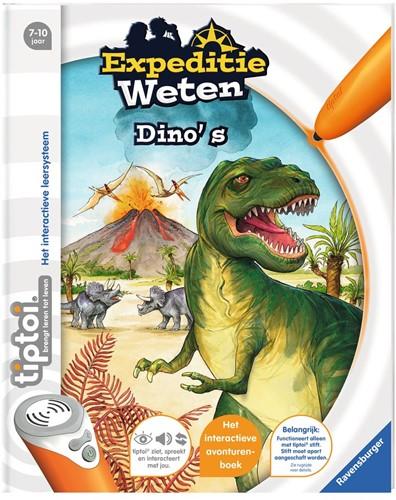 tiptoi boek Expeditie weten Dinos