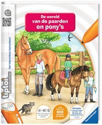 Ravensburger  Tiptoi educatief spel De Wereld van de Paarden en Pony's