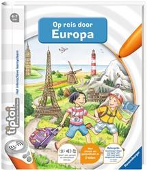 Ravensburger tiptoi® boek Op reis door Europa