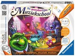 Ravensburger tiptoi® spel De monsterlijke muziekschool