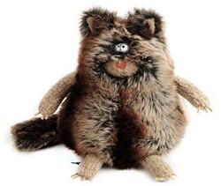 Sigikid  Beastown pluche knuffel Fritten Fritze - 23 cm