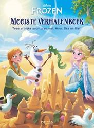 Deltas Disney mooiste verhalenboek Frozen