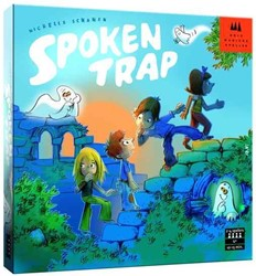 999 Games  bordspel Spokentrap