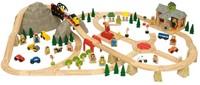 Bigjigs Mountain Railway Set
