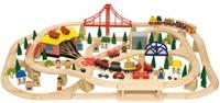 Bigjigs Freight Train Set