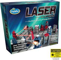 Thinkfun puzzelspel Laser Chess