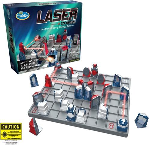 Thinkfun puzzelspel Laser Chess-2