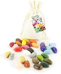 Crayon Rocks  Cotton Muslin 32 colors