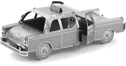 Metal Earth  constructie speelgoed Checker Cab