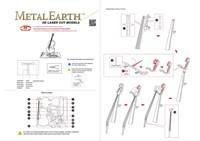 Metal Earth  - constructie speelgoed - Bass Fiddle-3