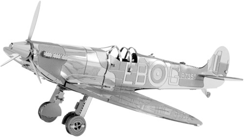 Metal Earth Supermarine Spitfire-2