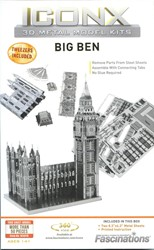 ICONX Big Ben