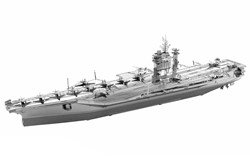 ICONX USS Roosevelt  Carier