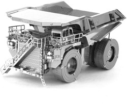 Metal Earth  - constructie speelgoed - Mining Truck CAT
