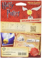 Metal Earth Harry Potter Golden Snitch-3