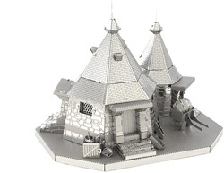Metal Earth Harry Potter Hagrid's Hut