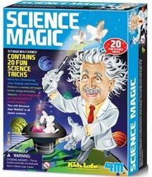 4M Kidz Labs wetenschap speelgoed Science magic 8+