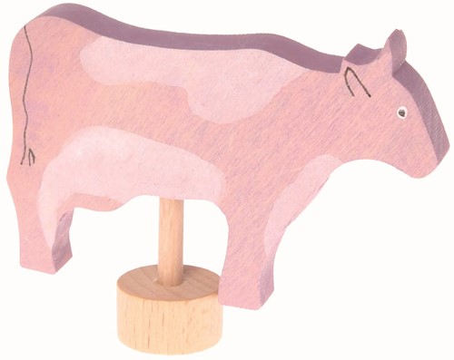 Grimm's Decorative Figure Cow