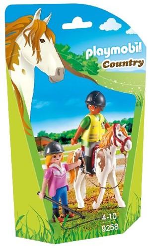 Playmobil Country - Paardrij instructeur 9258