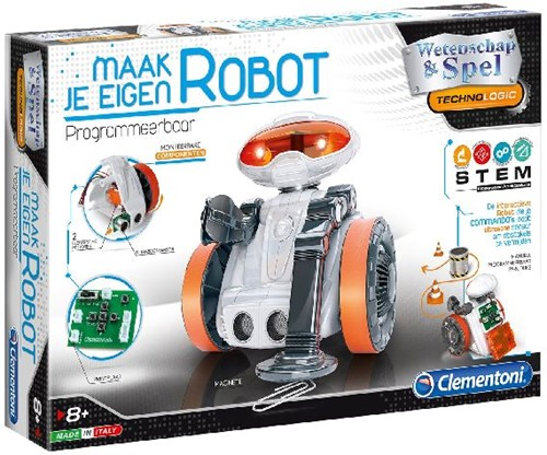 Technologie Maak Eigen Robot