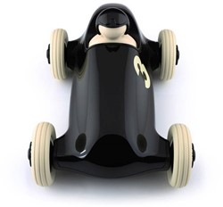 Playforever  speelvoertuig Bruno Racing Car Black