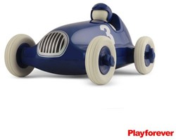 Playforever speelvoertuig Bruno Racing Car Metallic Blue