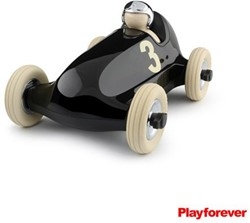 Playforever  speelvoertuig Bruno Racing Car Chrome