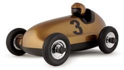 Playforever  speelvoertuig Bruno Racing Car Gold