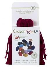 Crayon Rocks teken en verfspullen Red Velvet 16 colors