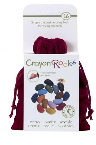 Crayon Rocks teken en verfspullen Red Velvet 16 colors