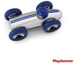 Playforever  speelvoertuig Midi Buck Car Silver