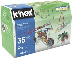 K'nex - constructie - Bouwdoos 35 modellen