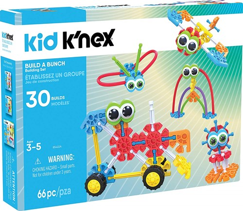 K'nex Kid  - Build A Bunch