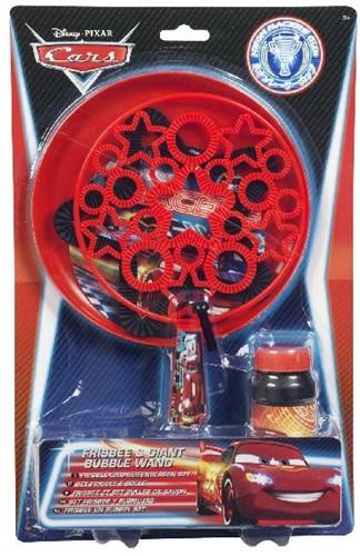 Cars Frisbee Bellenblaas