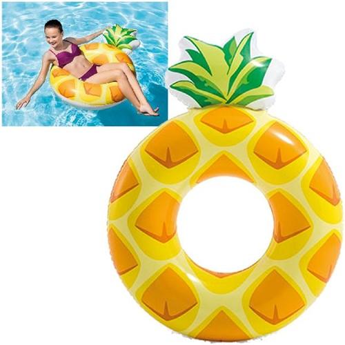 Intex Pineapple Tube 117x86cm