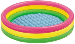 Intex opblaas zwembad Sunset Glow Pool 147x33cm