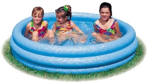 Intex Crystal Blue Pool 114x25