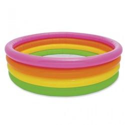 Intex kinderzwembad rond Neon 168cm x 46cm