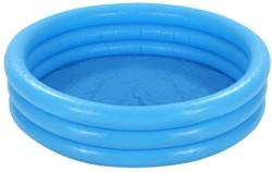 Intex opblaas zwembad Rond blauw 147x33cm