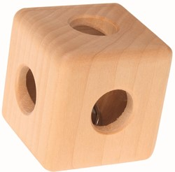 Grimm's grasping toy  Cube