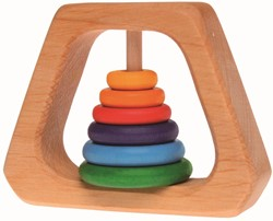 Grimm's grasping toy Pyramide
