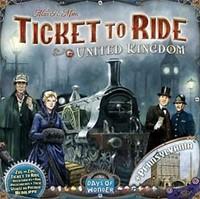 Days of Wonder  bordspel Ticket to Ride - UK-3