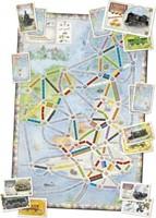 Days of Wonder  bordspel Ticket to Ride - UK-1
