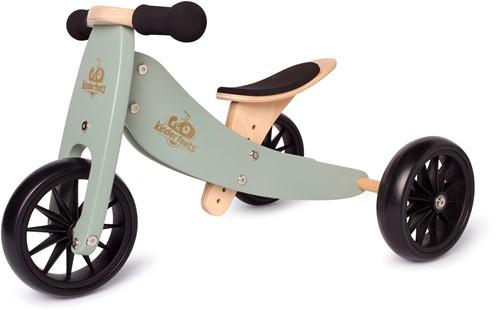 Kinderfeets houten loopfiets & driewieler Tiny Tot Sage